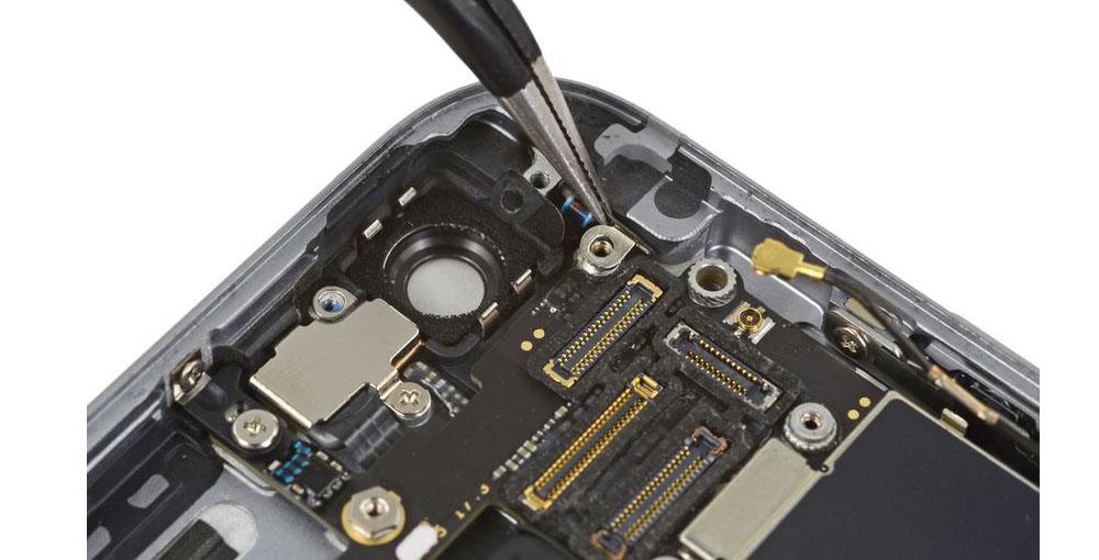 Ремонт камеры айфона Бровары
