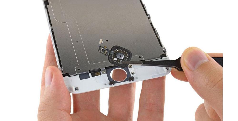 Замена кнопки HOME iPhone 6 Plus Бровары